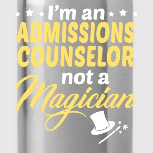 Admissions Counselor - Water Bottle