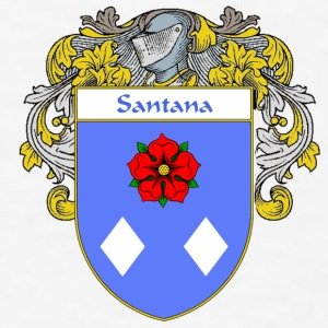 Santana Coat of Arms/Family Crest - Men's T-Shirt