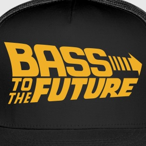 Bass to the Future T-Shirts - Trucker Cap