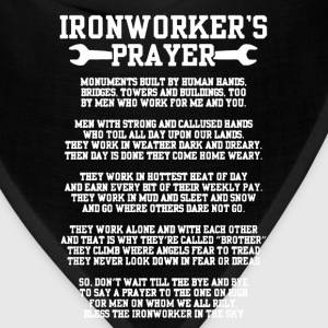 Ironworker's Prayer Shirt - Bandana