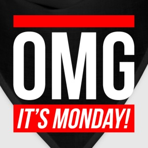 OMG IT'S MONDAY Hoodies - Bandana