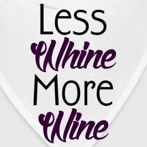 WINE NOT WHINE Hoodies - Bandana
