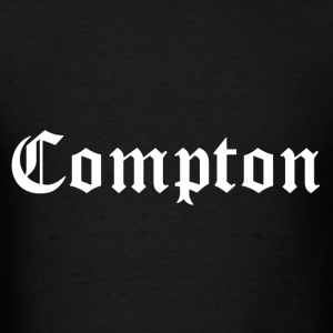Straight Outta Compton - Men's T-Shirt