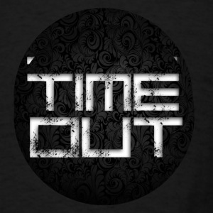 TimeOut Logo - Men's T-Shirt
