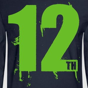 12th - Men's Long Sleeve T-Shirt