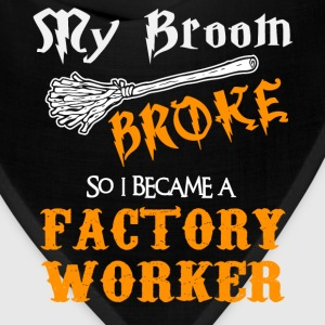 Factory Worker - Bandana