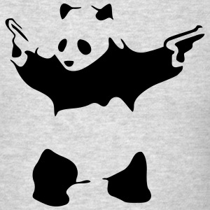 hardcore_panda Sportswear - Men's T-Shirt
