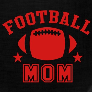 FOOTBALL MOM STAR DESIGN T-Shirt WP - Bandana