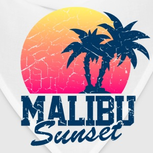 Vintage Malibu Sunset used - Bandana