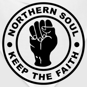 Northern Soul Keep the Faith T-Shirts - Bandana