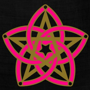 Pentagram & Venus Flower - Protection & Balance / T-Shirts - Bandana