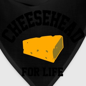 Cheesehead for life T-Shirts - Bandana