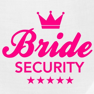 Bachelorette Party - Bride Security Tanks - Bandana