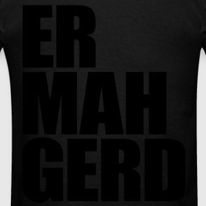 Ermahgerd Zip Hoodies/Jackets - Men's T-Shirt