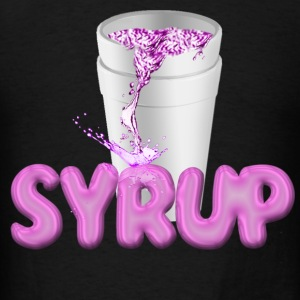 Syrup  - Men's T-Shirt