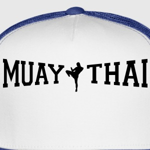 Muay Thai T-Shirts - Trucker Cap
