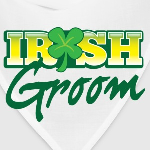 IRISH GROOM marrying an Irishman  Bottles & Mugs - Bandana