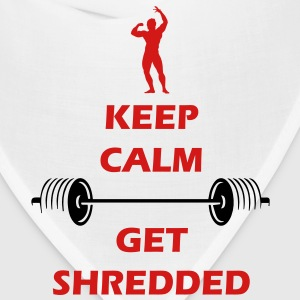 Get Shredded - Bandana