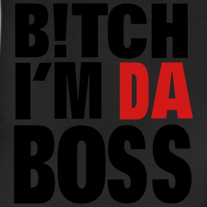 BITCH I'M DA BOSS Women's T-Shirts - Leggings