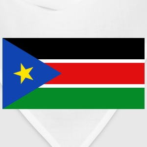 South Sudan Flag T-Shirt - Bandana