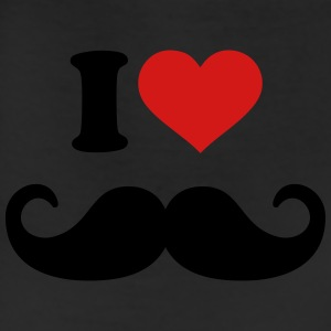 I Love Mustache Kids' Shirts - Leggings