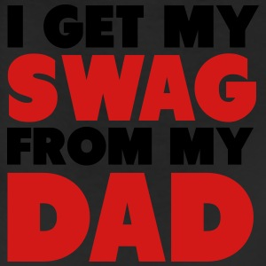 I Get My Swag From My Dad Shirt Kids' Shirts - Leggings
