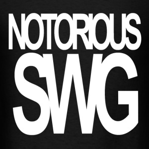NOTORIOUS SWG - Men's T-Shirt