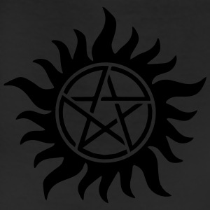Pentagram - Supernatural - Demons - Sam - Dean T-Shirts - Leggings
