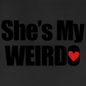 She's my weirdo - Leggings
