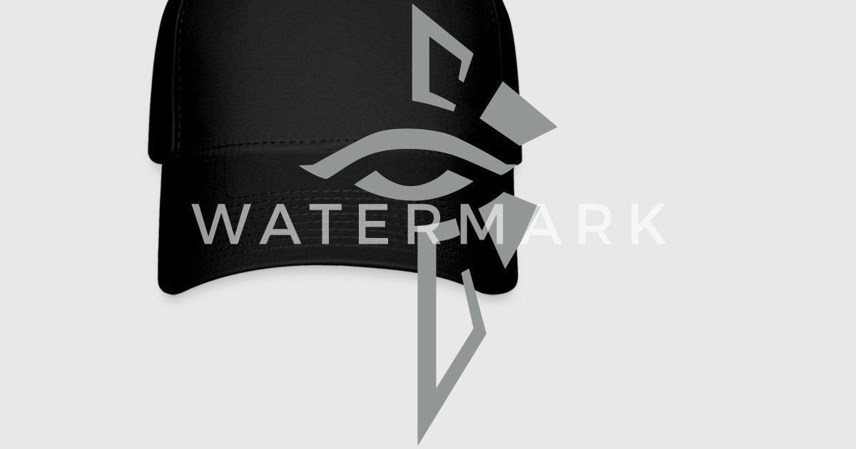 enlightened logo baseball cap | spreadshirt