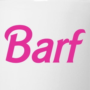 Barbie Barf Women's T-Shirts - Coffee/Tea Mug