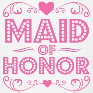 Maid of Honor Phone & Tablet Cases - Men's T-Shirt