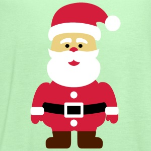 Santa Claus T-Shirts - Women's Flowy Tank Top by Bella