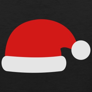 Santa Hat T-Shirts - Men's Premium Tank