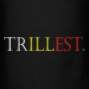 TRILLEST.gif Long Sleeve Shirts - Men's T-Shirt