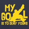 Hockey Goalie My Goal Is To Deny Yours Sweatshirts - Kids' Hoodie