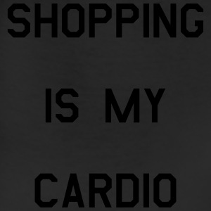Shopping is my cardio - Leggings