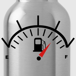 Fuel Gauge T-Shirts - Water Bottle