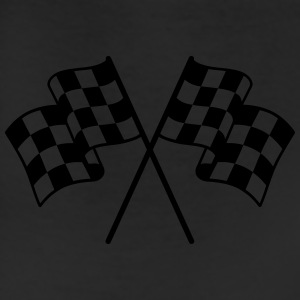 Checkered Flag 1 color T-Shirts - Leggings
