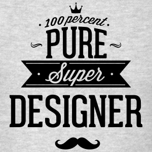 100 percent pure super designer Sportswear - Men's T-Shirt
