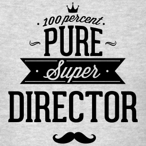 100 percent pure super director Sportswear - Men's T-Shirt