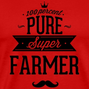 100 percent pure super farmer Sportswear - Men's Premium T-Shirt