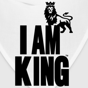 I AM KING T-Shirts - Bandana