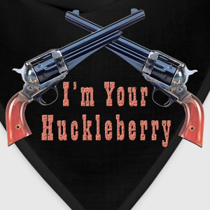 Huckleberry Red - Bandana