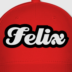 Orange felix T-Shirts - Baseball Cap
