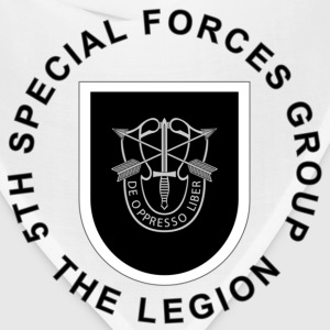5th Special Forces Group - Bandana