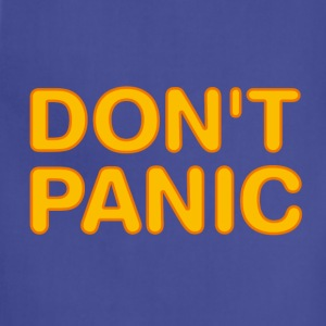 Don't panic (Hitchhikers Guide to the Galaxy) - Adjustable Apron
