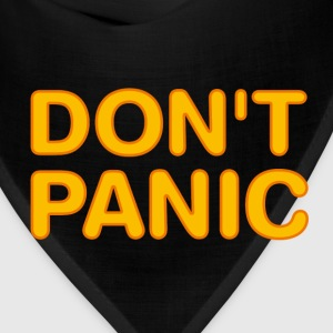 Don't panic (Hitchhikers Guide to the Galaxy) - Bandana
