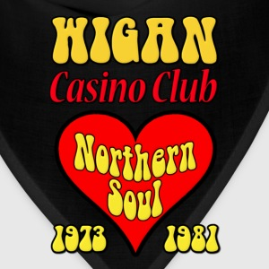 Northern Soul Wigan Casino Club T-Shirts - Bandana