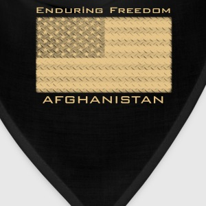 Operation Enduring Freedom Afghanistan T-Shirts - Bandana